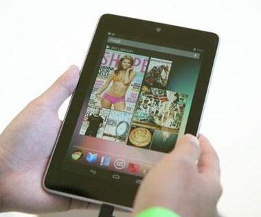 Google Nexus 7 - nadchodzi król tanich tabletów