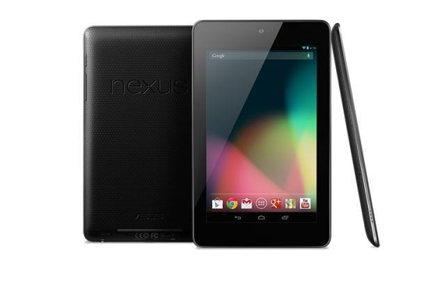 Google Nexus 7 sprzedaje się jak ciepłe bułeczki /materiały prasowe