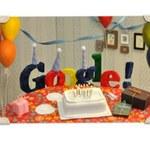 Google obchodzi dzisiaj swoje 13. urodziny