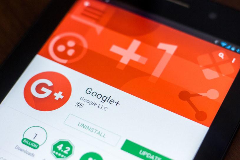 Google+ od dłuższego czasu nie cieszyło się popularnością /123RF/PICSEL