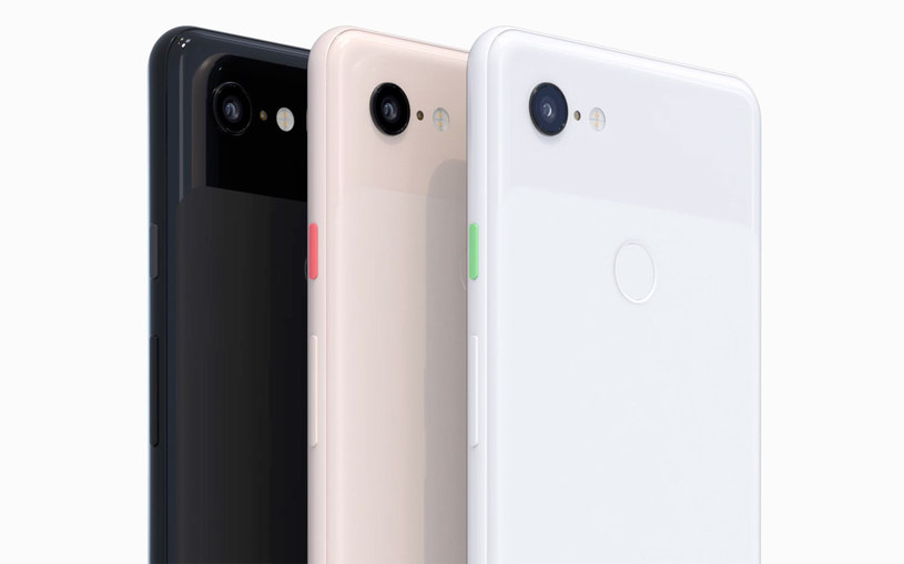 Google Pixel 3 /materiały prasowe