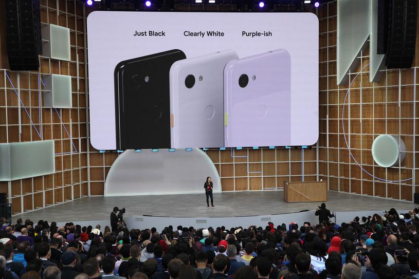 Google Pixel 3a trafi do sprzedaży w trzech kolorach /AFP