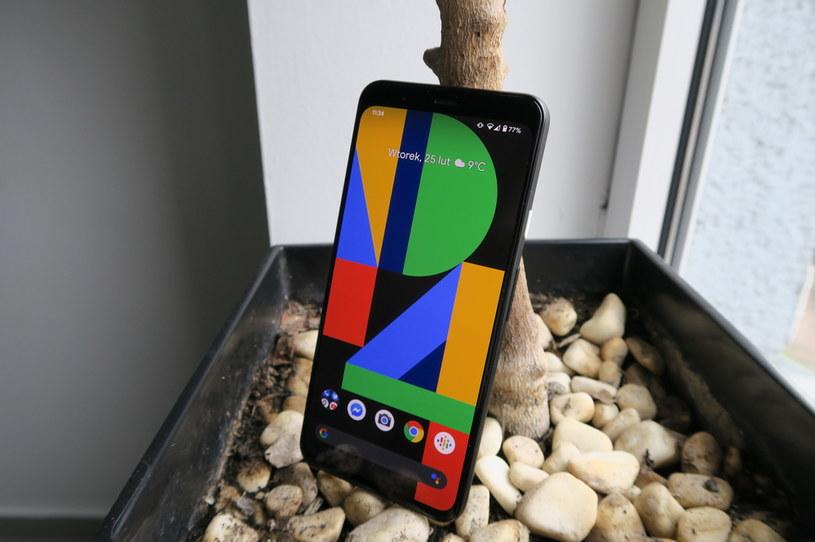 Google Pixel 4 /INTERIA.PL