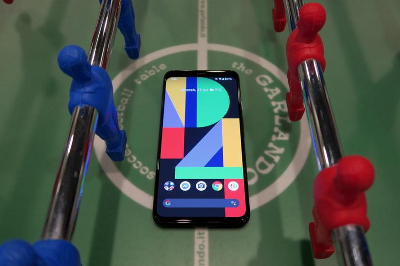 Google Pixel 4XL /INTERIA.PL