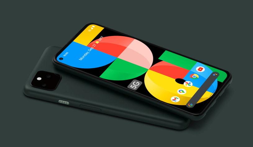 Google Pixel 5a fot. Google /materiały prasowe