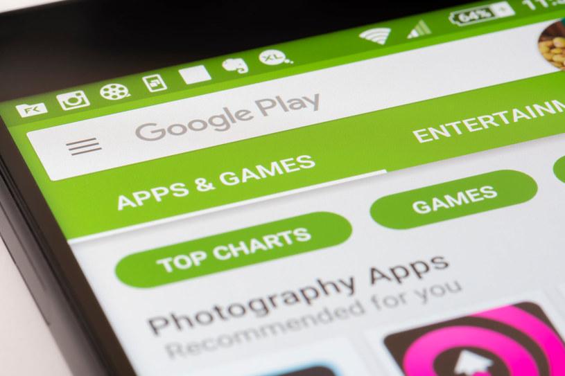 Google Play - jak zmienić kraj? /123RF/PICSEL