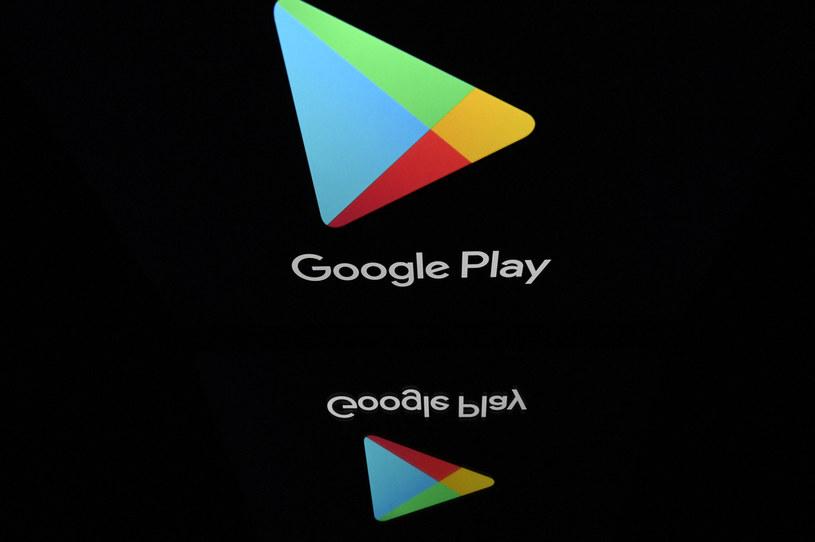 Google Play - logo /AFP