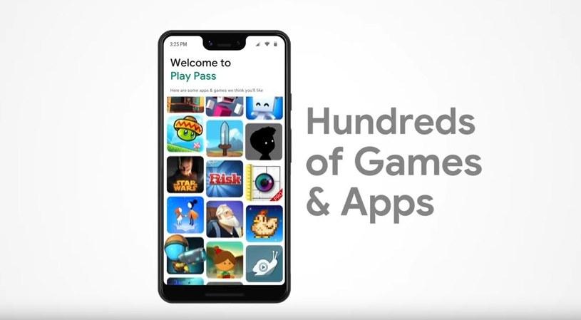 Google Play Pass /materiały prasowe