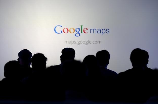 Google pozostanie potentatem w świecie map satelitarnych /AFP