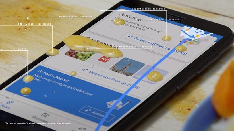 Google przygotowało świetne technologie przyszłości specjalnie na Prima Aprilis /Geekweek