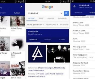 Google Search jeszcze bardziej konkurencyjny dla Wikipedii