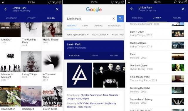 Google Search staje się coraz bardziej realną konkurencją dla Wikipedia /materiały prasowe