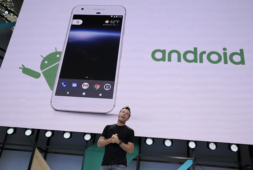 Google stara się, aby Android był jeszcze bezpieczniejszy /AFP