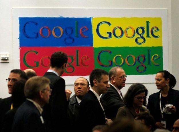 """Google trafiło na """"czarną listę KE"""", dołączając do grona takich firm jak Intel oraz Microsoft /AFP"""