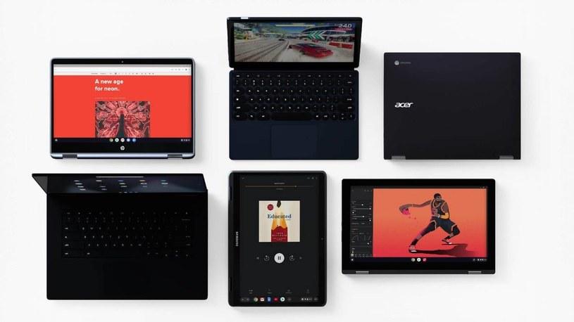 Google udostępnia nową wersję Chrome OS /materiały prasowe
