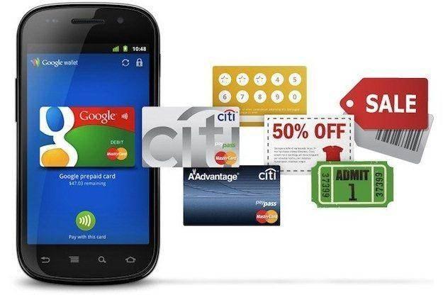 """Google Wallet - jedna z """"komórkowych"""" wizji pieniędzy autorstwa Google. Już wdrażana /materiały prasowe"""