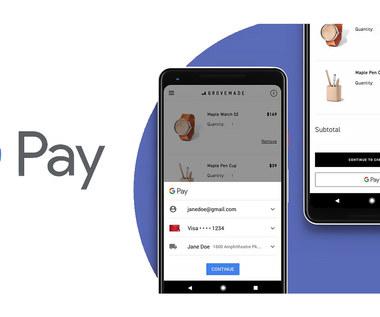 Google wprowadza duże zmiany do technologii Pay