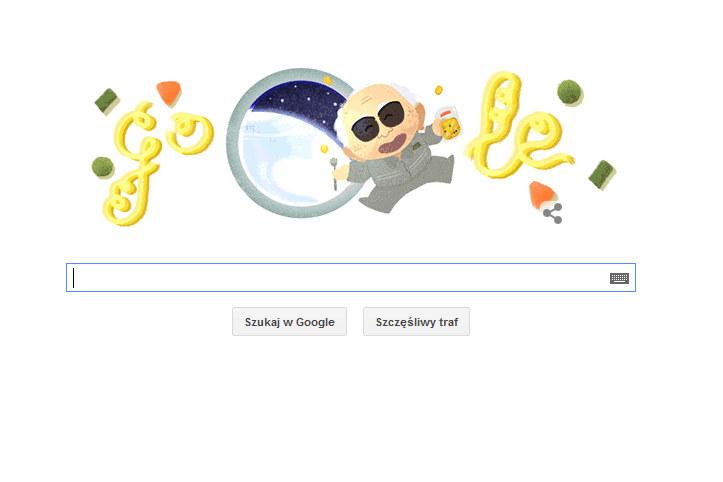 Google wspomina Momofuku Ando, ojca zupek instant. /materiały prasowe