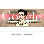 Google wspomina Simone de Beauvoir