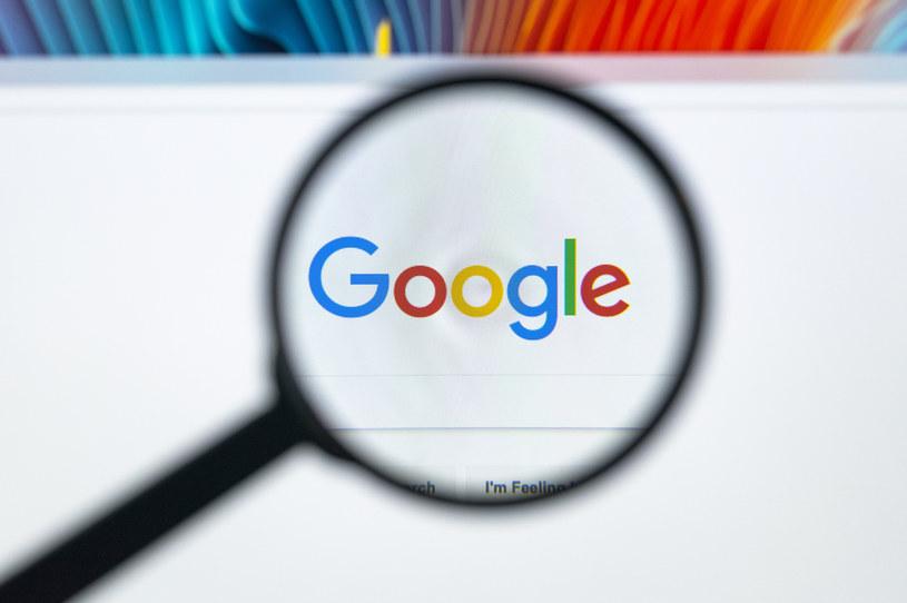 Google zmieni wygląd swojej wyszukiwarki /123RF/PICSEL