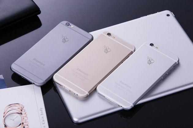 W superbly Goophone i6 Plus - podróbka iPhone'a 6 Plus z Androidem za 200 NL44