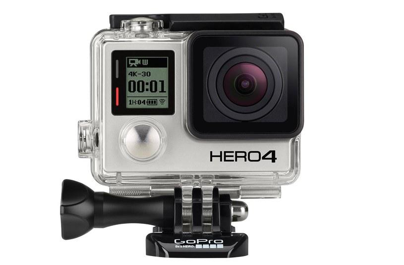 GoPro Hero 4 Black /materiały prasowe