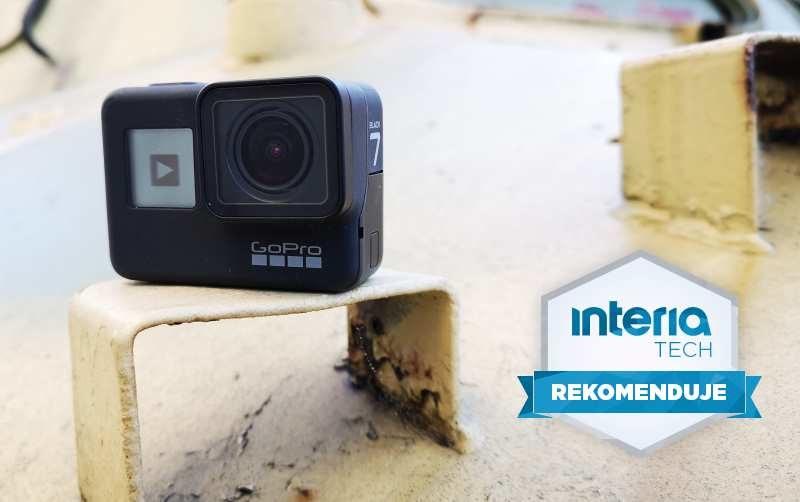 GoPro Hero7 Black - otrzymuje rekomendację serwisu Nowe Technologie /INTERIA.PL