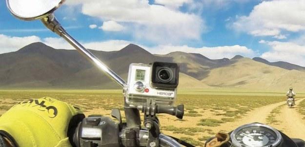 GoPro stało się obecnie bardzo modnym gadżetem /materiały prasowe