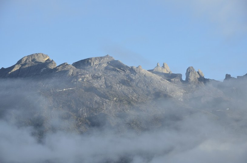 Góra Kinabalu, zdj. ilustracyjne /East News