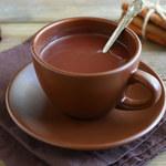 Gorąca czekolada cynamonowa