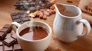 Gorąca czekolada z dodatkiem czerwonego wina