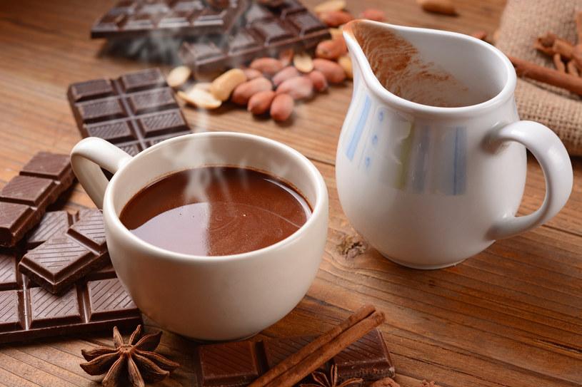 Gorąca czekolada /materiały prasowe