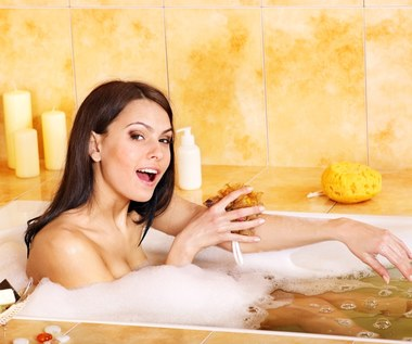 Gorąca kąpiel poprawia samopoczucie i zdrowie
