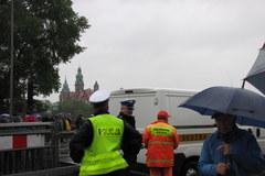 Gorąca Linia: Kraków zagrożony wielką wodą