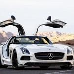 Gorąca nowość: Mercedes SLS AMG Black Series