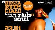 Gorące r&b i soul w Krakowie