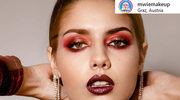 Gorące trendy: Rubinowe smokey eye