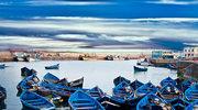 Gorące, zmysłowe Maroko. Błękitny ocean i niepowtarzalne smaki