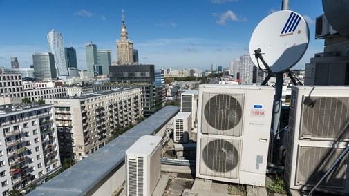 Gorąco, coraz cieplej. Klimatyzacja pożera energię.