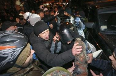 """Gorąco na Ukrainie. """"Polała się krew"""""""