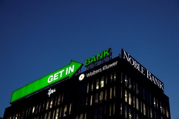 Gorąco wokół Getin Noble Banku... Fot. Kacper Pempel /FORUM