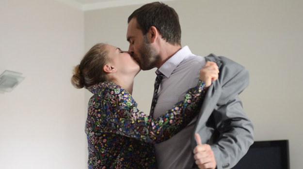 """Gorący romans w """"Na Wspólnej"""" trwa /Agencja W. Impact"""