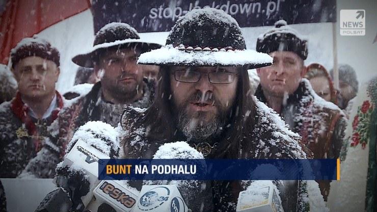 Góralskie Veto /Polsat News