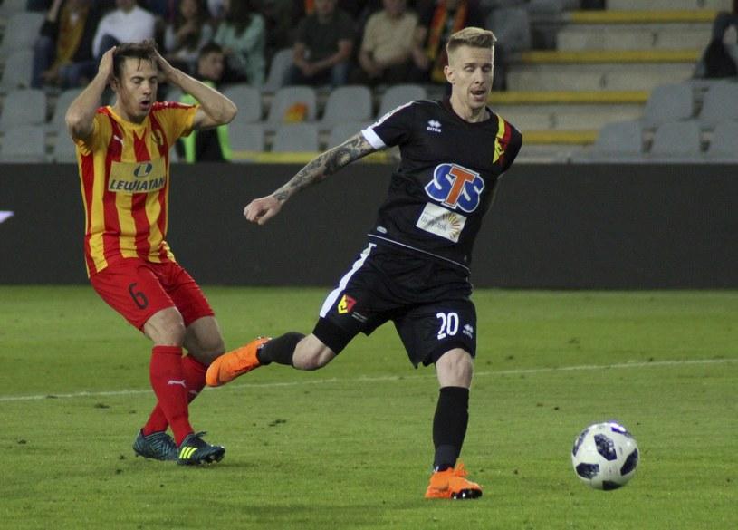 Goran Cvijanović (z lewej) /Adrian Kumor /East News