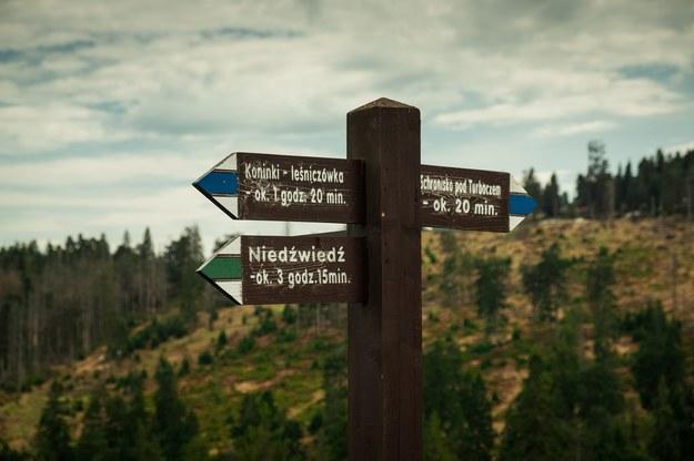 Gorczańskie szlaki na zdjęciu ilustracyjnym /foto. pixabay /