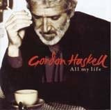 "Gordon Haskell na okładce ""All My Life"" /"