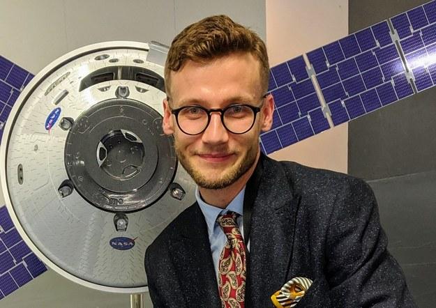 Gordon Wasilewski, inżynier ds. badań i rozwoju, Astronika /Astronika /Materiały prasowe