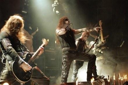 Gorgoroth fot. Alexander Langsholt /