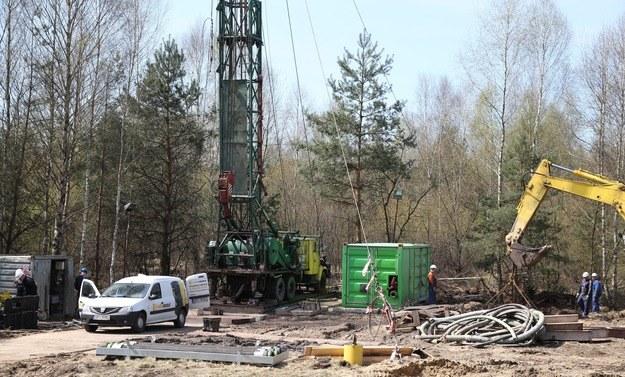 Górnicy są poszukiwani od ubiegłej soboty. /Andrzej Grygiel /PAP