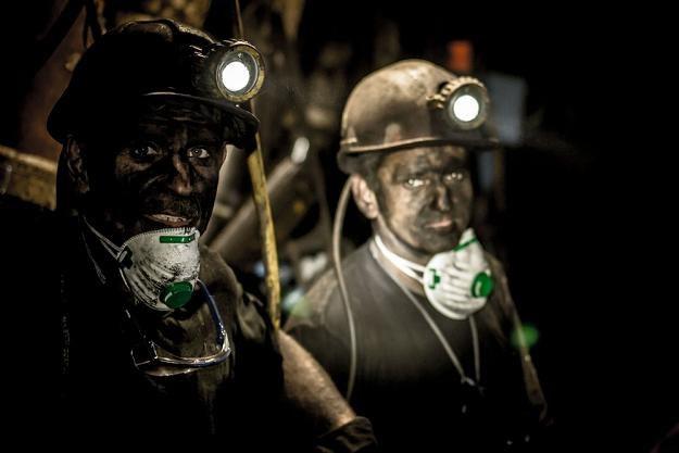 Górnicy z KHW chcą podwyżek. Fot. Tomasz Jodłowski /Reporter